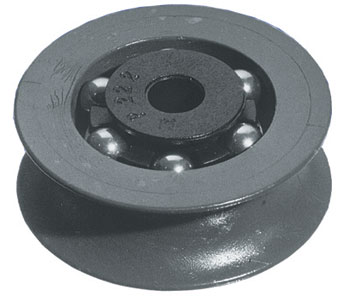 Acetal Ball Bearing Sheave 27mm