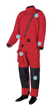Junior MPX Gore-Tex Drysuit