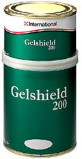 Internatinal gelshield