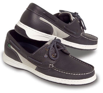 Navy Regatta Shoe