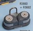 Cleat 3-12mm Carbo (R3660)