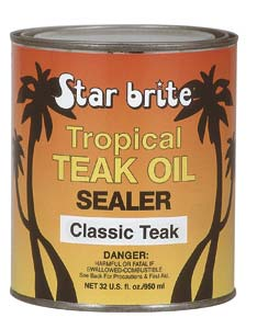 Tropical Teak Oil