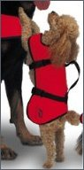 Dog flotation vests,  type Poodle, size Small