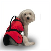 Dog flotation vests,  type Spaniel, size Medium