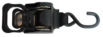 Retractable strap