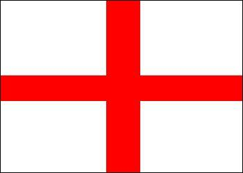 St Georges cross