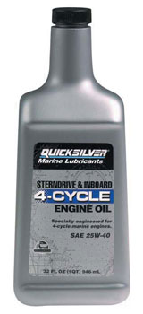 4 cycle oil