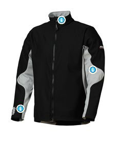 Technical Windstopper Jacket