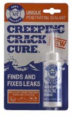 creeping crack cure