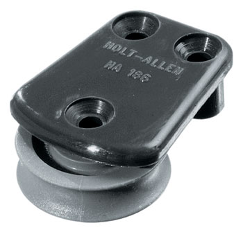 27mm Plain Bearing Nylon Cheek Block