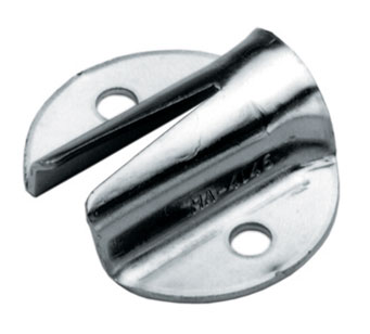 Stainless Steel V Cleat (2-6mm rope)