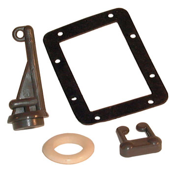 Spares Kit for Self Bailer with Stainless Steel Guard