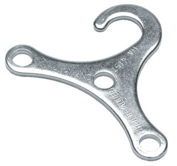 Stainless Steel Spinnaker Uphaul Hook