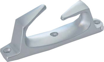 Straight fairlead