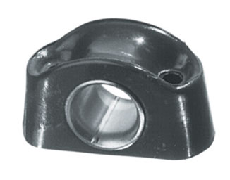 Bullseye Fairlead with Stainless Steel Liner 10mm