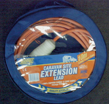 Power extension 10m