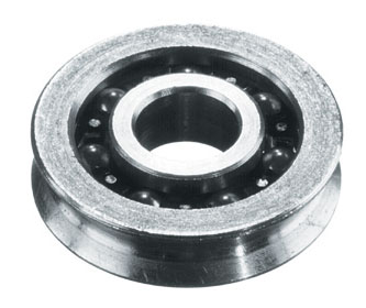 16 mm Stanless Steel High Tension Ball Bearing Sheave
