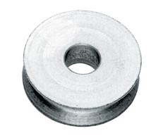38mm Plain Bearing Aluminium Sheave