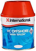 VC Offshore Antifoulling with Teflon