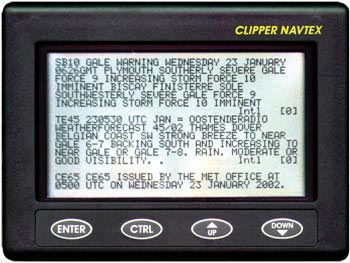 Clipper Navtex
