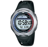 casio pathfinder tide watch