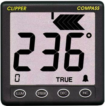 Clipper Electronic Steering Compass