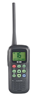 Handheld VHF Floating
