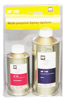 Multi purpose epoxy