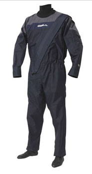 Gul - Infra Front Zip Dry Suit (Mens & Junior GCX3)