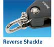 Reverse Shackle Head
