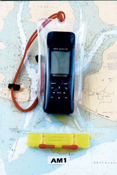 Mini GPS Aquamate