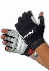 Short finger amara glove