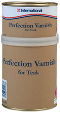 750ml 2 part varnish
