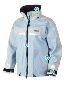 BR1 Inshore Race Jacket (for Women)