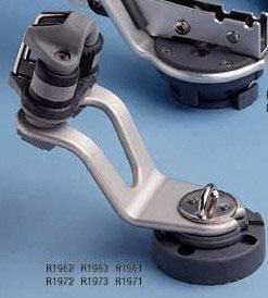 Swivel Base And Cleat +57 Ratch - R1973