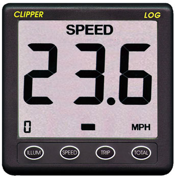 Clipper Speed & Distance Log