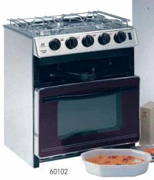 Neptune 5000 3 Burner & Oven & Grill