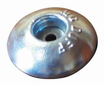 Disc anode