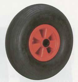Pneumatic wheel