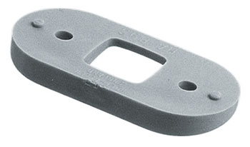 20 Nylon Mounting Wedges (Series 76)
