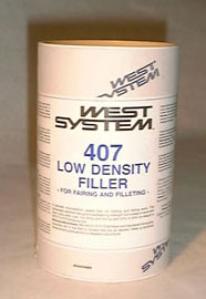 407 low density filler