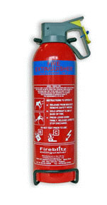 Omega Fire Extinguisher