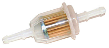 Small Outboard Inline Filter 1/4-5/16